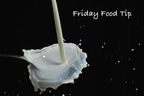 Friday Food Tip: rosemary rub for lamb.